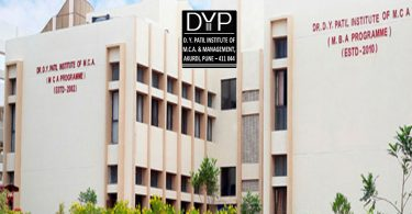 DYPatil MCAM campus