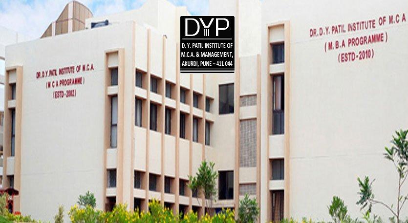 DYPatil MCAM campus