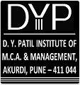 DYPatil MCAM logo