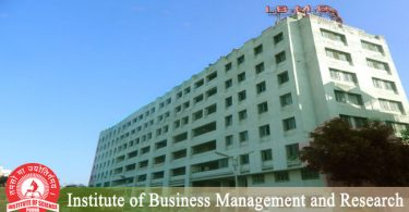 IBMR pune Campus