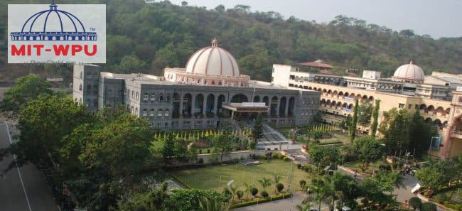 MIT-WPU Pune campus