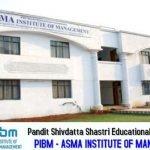 PIBM Asma Institute of Management