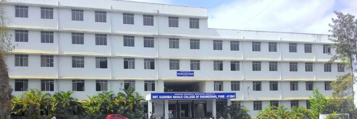 SKNCOE Pune campus