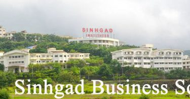 Sinhgad B-School Campus