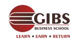 GIBS Bangalore logo