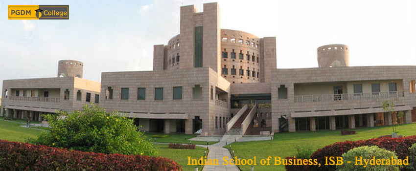 ISB Hyderabad campus