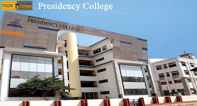 Presidency College Bangalore campus
