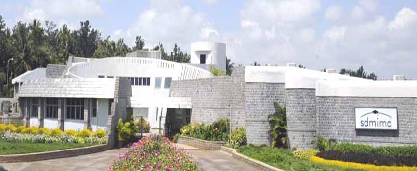 SDMIMD Mysore campus
