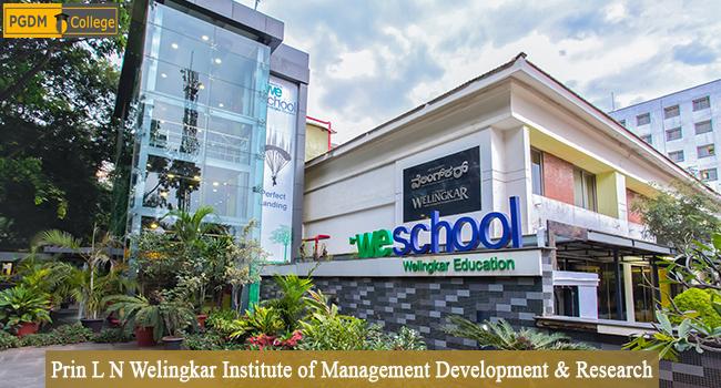 Welingkar Bangalore campus